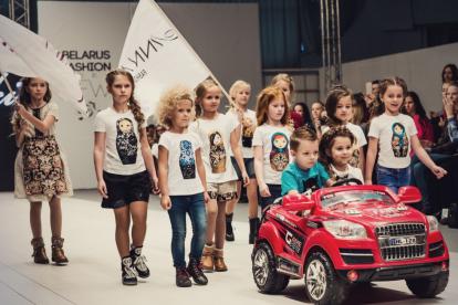 украина детская мода