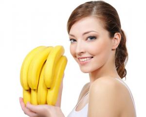маска из банана для лица от морщин