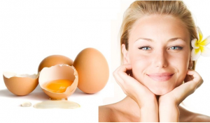 маски из яйца от морщин