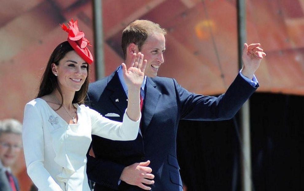 принца Уильяма и Кейт